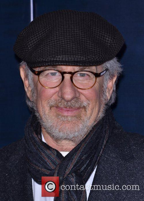 Steven Spielberg and Ziegfeld Theatre 1
