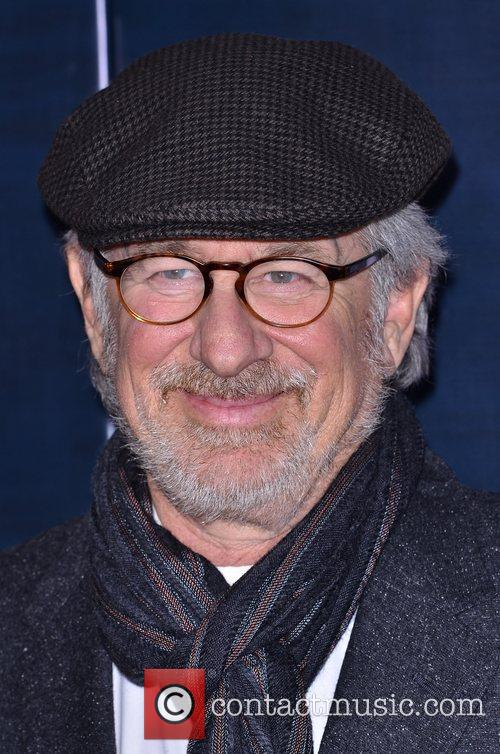 Steven Spielberg and Ziegfeld Theatre 2