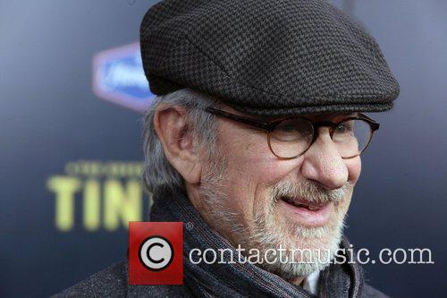 Steven Spielberg and Ziegfeld Theatre 3