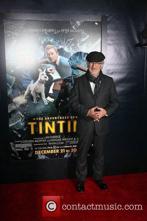 Steven Spielberg and Ziegfeld Theatre 2