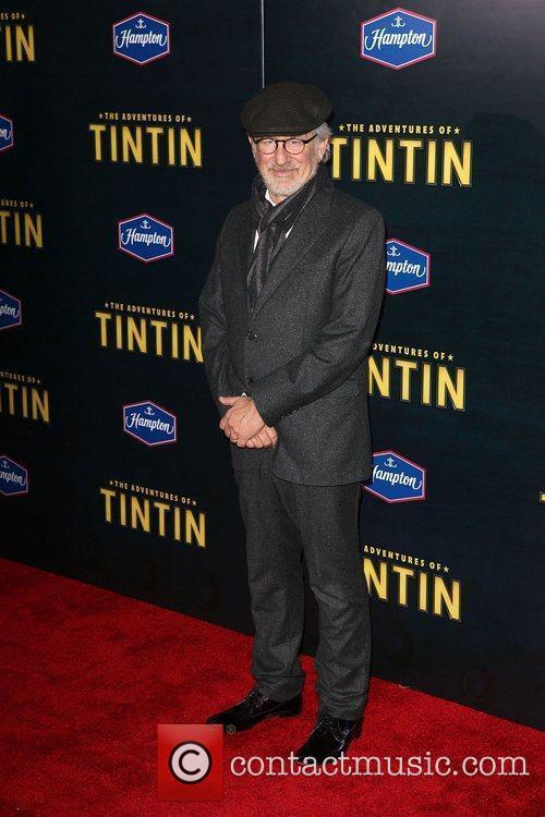 Steven Spielberg and Ziegfeld Theatre 5