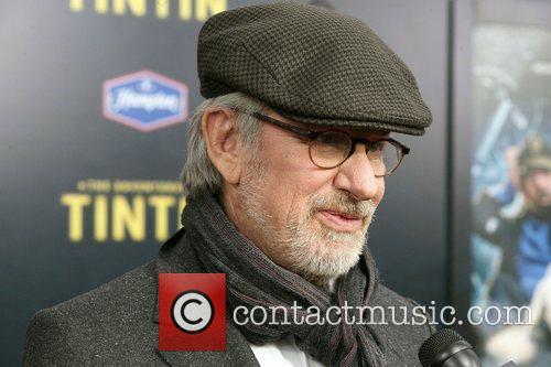 Steven Spielberg and Ziegfeld Theatre 1