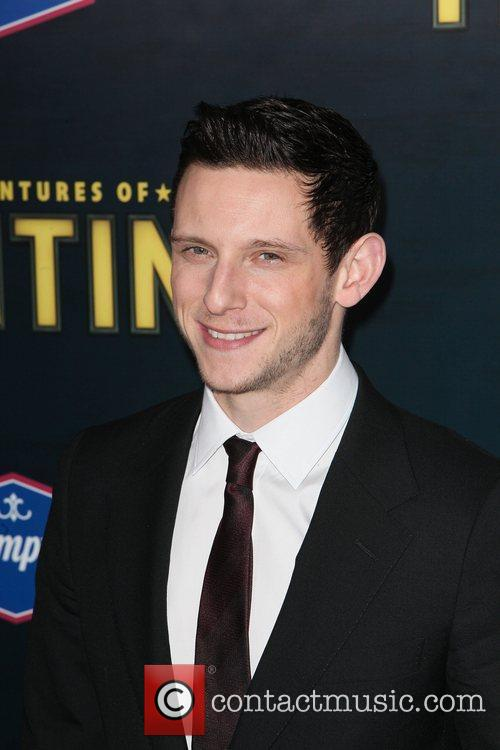 Jamie Bell and Ziegfeld Theatre 2