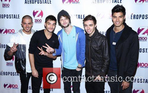 Tom Parker, Max George, Jay Mcguiness, Nathan Sykes, Siva Kaneswaran and The Wanted 7