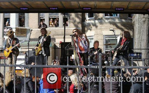 Aerosmith and Commonwealth Ave 2
