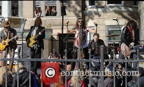 Aerosmith, Commonwealth Ave and Boston 3