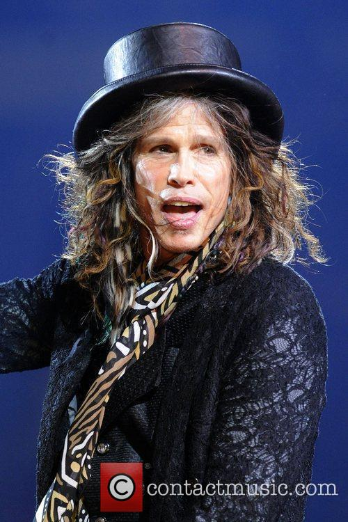 steven tyler aerosmith performs at the air 3967014