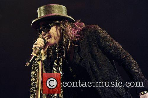 steven tyler aerosmith performs at the air 3967026