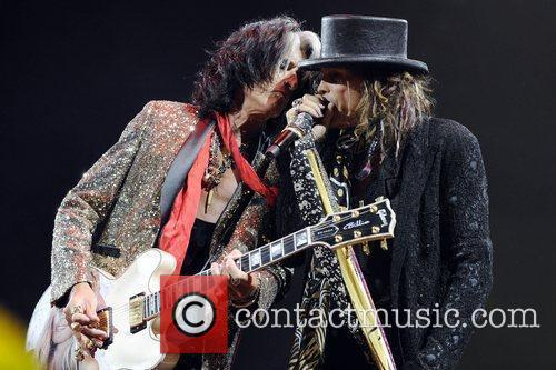 Steven Tyler and Joe Perry 7