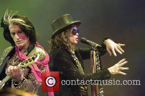 Steven Tyler and Joe Perry 9
