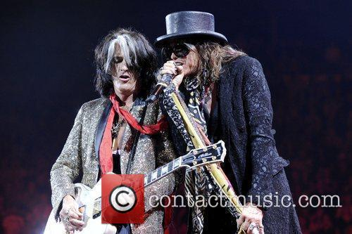 Steven Tyler and Joe Perry 10