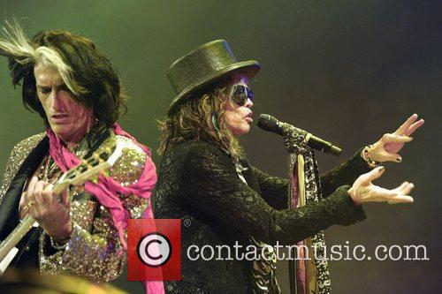 Steven Tyler and Joe Perry 12