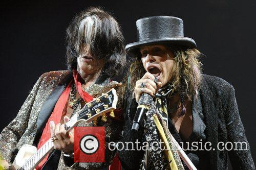 Steven Tyler and Joe Perry 22