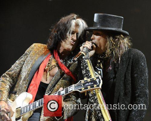 Steven Tyler and Joe Perry 1