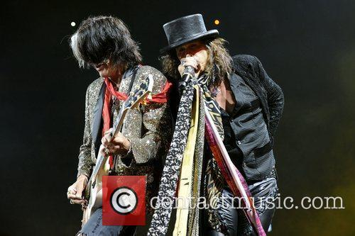 Steven Tyler and Joe Perry 25