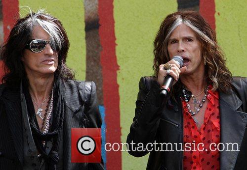 Joe Perry and Steven Tyler 2