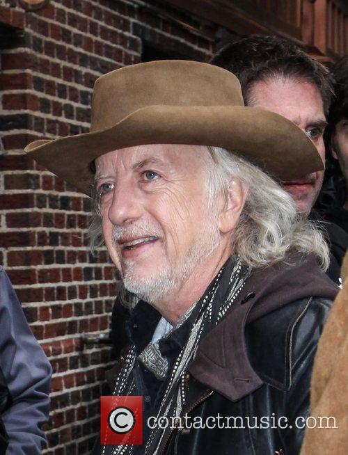 Brad Whitford The Late Show