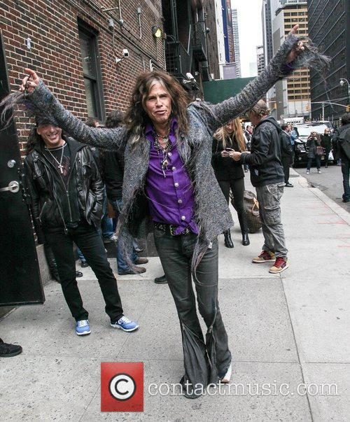 Steven Tyler and Aerosmith 6