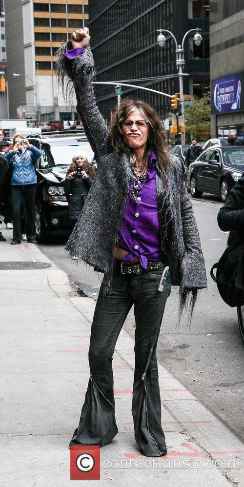 Steven Tyler and Aerosmith 10