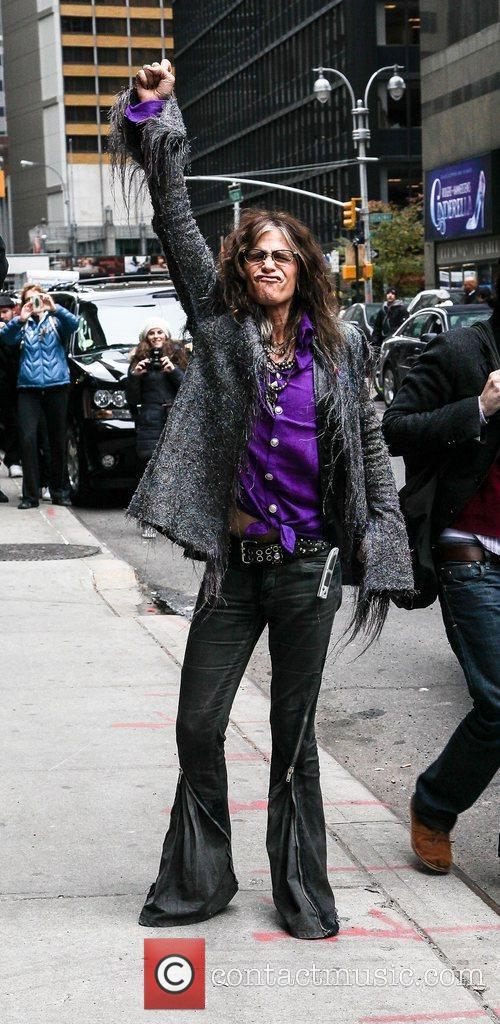 Steven Tyler and Aerosmith 5