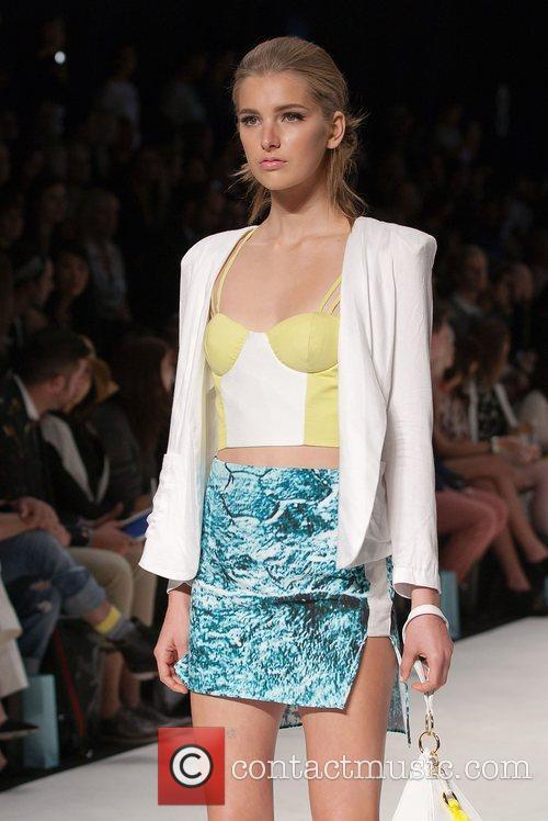 Australian Fashion Week - Fall/Winter 2012 - Ash...