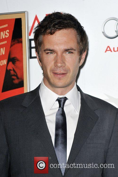 James D'Arcy and Grauman's Chinese Theatre 2