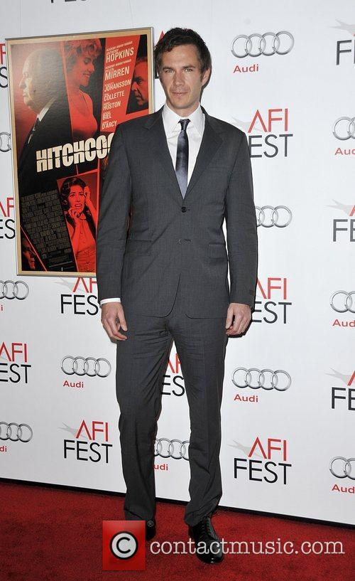 James D'Arcy and Grauman's Chinese Theatre 3