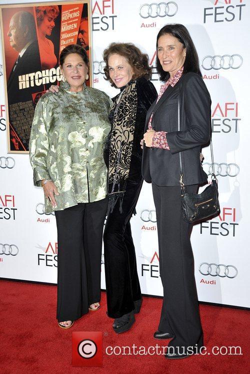 Mimi Rogers, Lainie Kazan, Karen Black and Grauman's Chinese Theatre 2