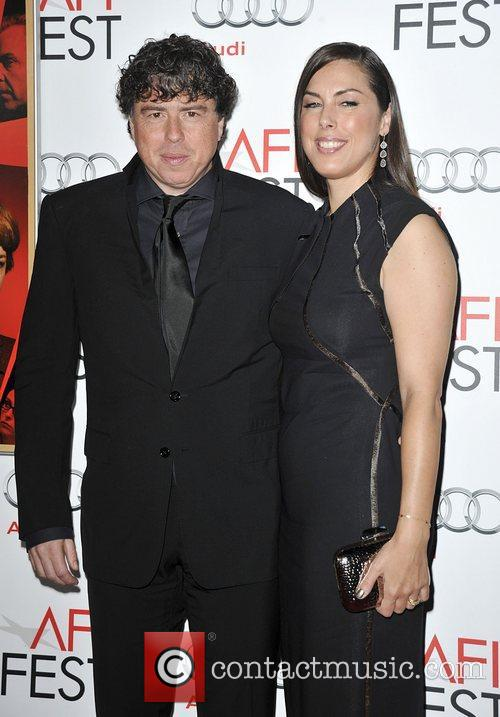 Sacha Gervasi, Jessica and Grauman's Chinese Theatre 2
