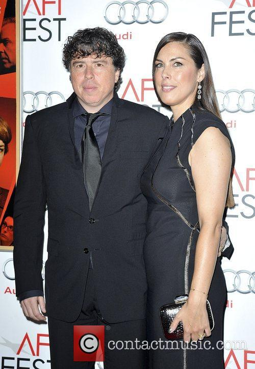 Sacha Gervasi, Jessica and Grauman's Chinese Theatre 4