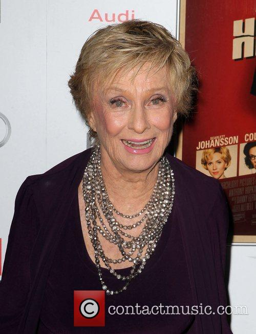Cloris Leachman and Grauman's Chinese Theatre 2