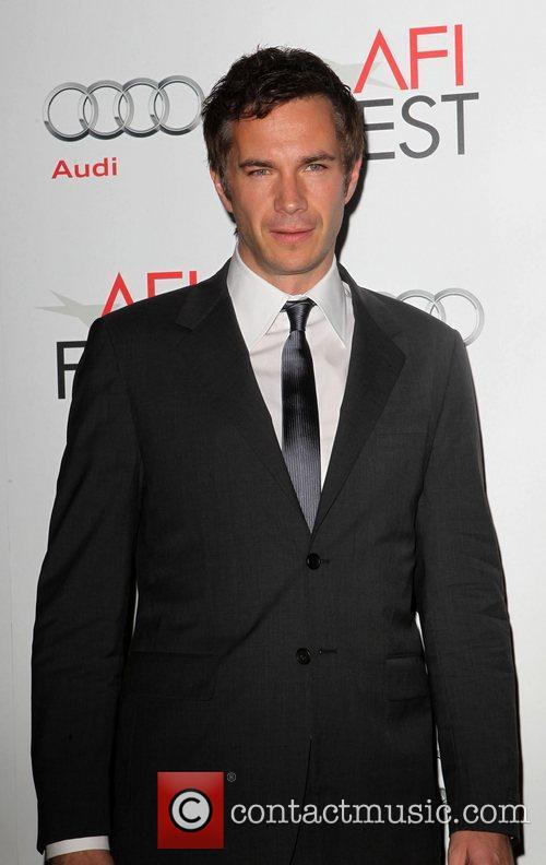 James D'Arcy and Grauman's Chinese Theatre 5