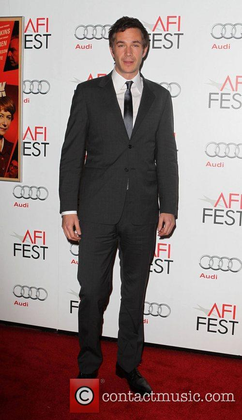 James D'Arcy and Grauman's Chinese Theatre 1