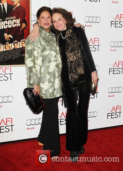 Lainie Kazan, Karen Black and Grauman's Chinese Theatre 2