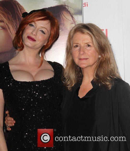 Christina Hendricks, Sally Potter and Grauman's Chinese Theatre 1