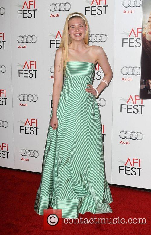 Elle Fanning and Grauman's Chinese Theatre 10