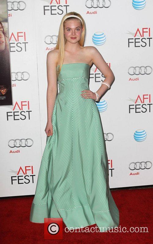 Elle Fanning and Grauman's Chinese Theatre 9