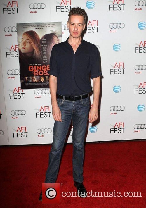 Nicolas Provost and Grauman's Chinese Theatre 1