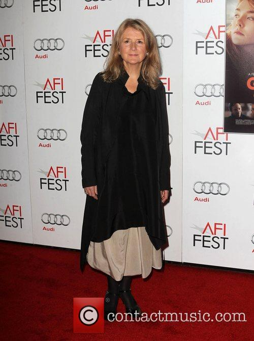 Ginger and Rosa director Sally Potter attends AFI