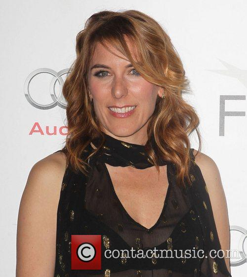Amy Berge  attends the 2012 AFI FEST...