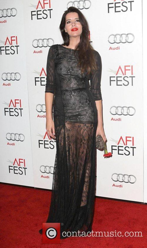 Attends the 2012 AFI FEST -