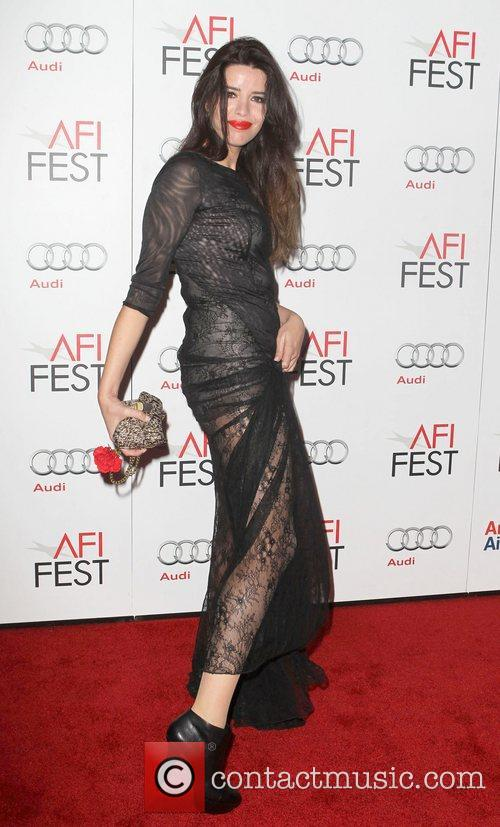 Anabella Moreira  attends the 2012 AFI FEST...