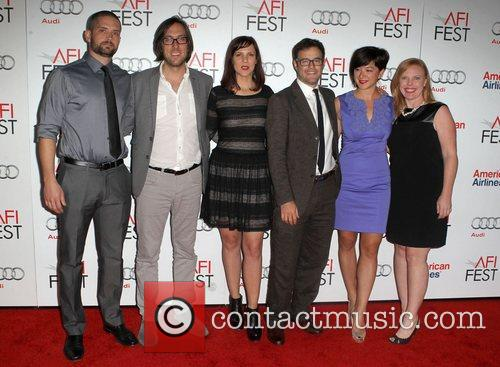 Clay Tweel, Actor Timm Sharp, Producer Mary Rohlich,...