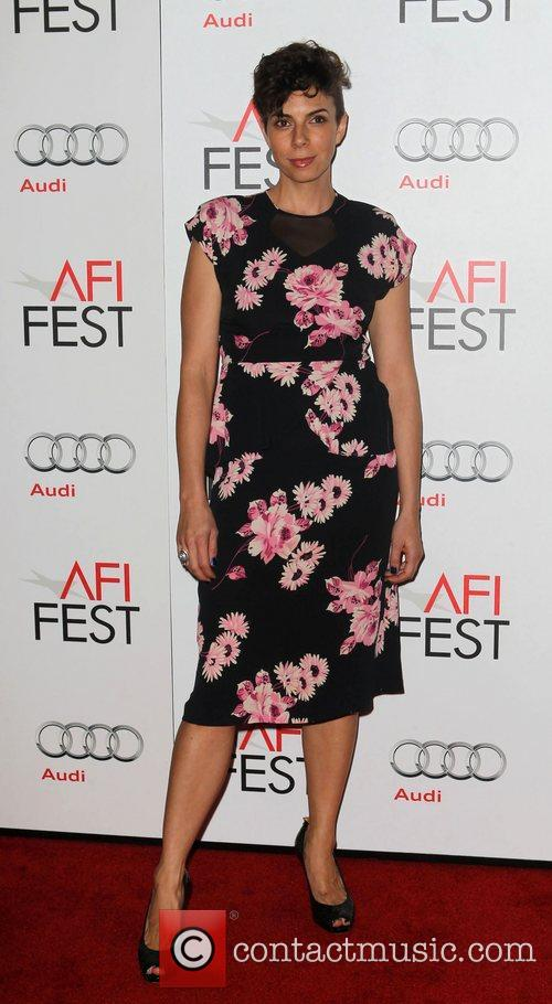 Holly O'Brien  attends the 2012 AFI FEST...