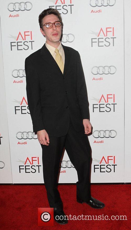 Joshua Burge  attends the 2012 AFI FEST...