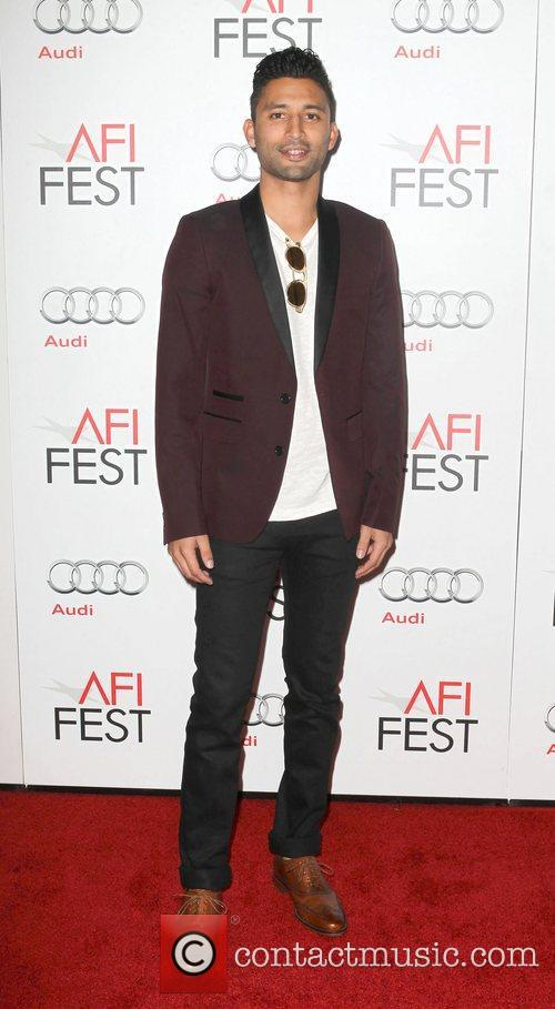 Justin Tipping attends the 2012 AFI FEST -...