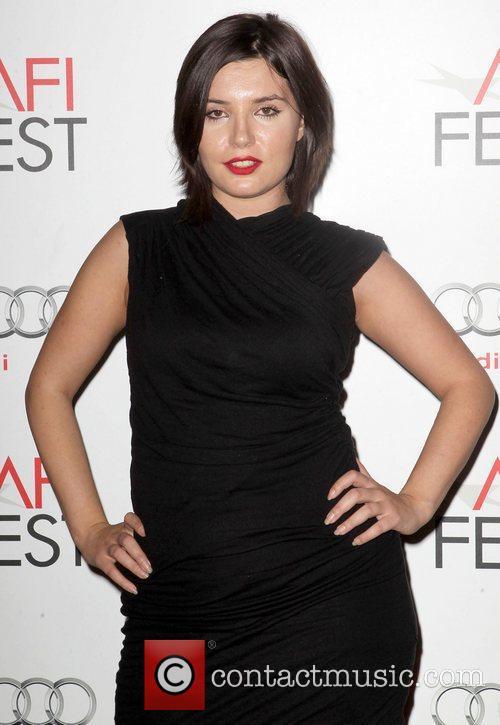 Maja Milos  attends the 2012 AFI FEST...