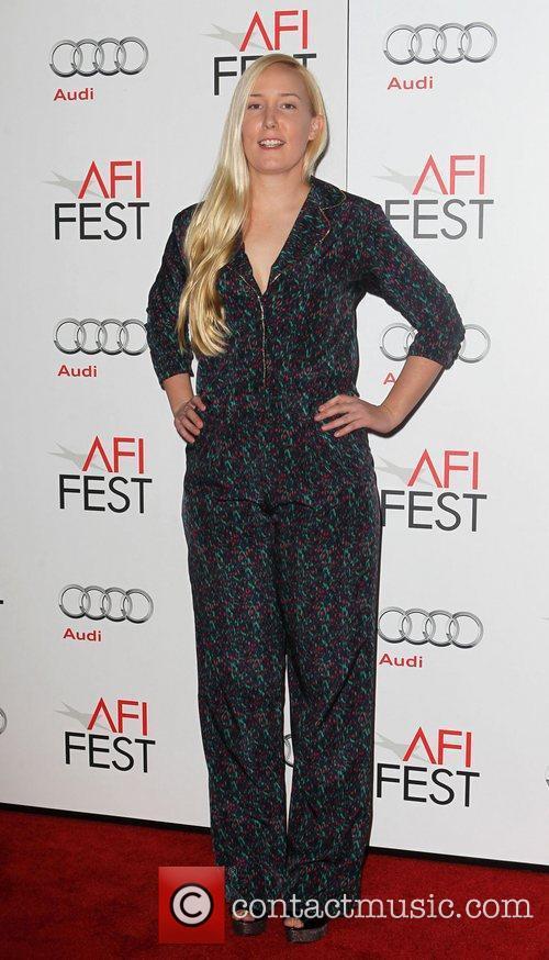 Sheena McCann  attends the 2012 AFI FEST...