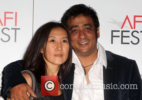 Yoon Cho, Anirban Roy  attends the 2012...