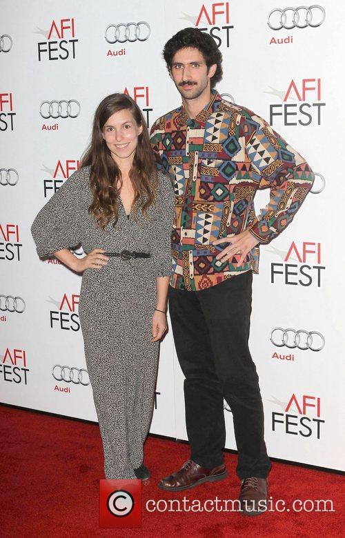 Zach Weintraub, Sophia Takal  attends the 2012...